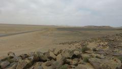Namibie - silnice C34
