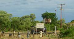 Victoria Falls - tramvaj