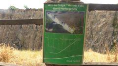 Viktoriiny vodopády v Zambii