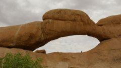 Spitzkoppe - skalní brána