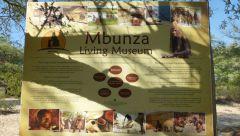 Mbunza Living Museum - infotabule
