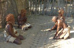 Mbunza Living Museum - hra owela