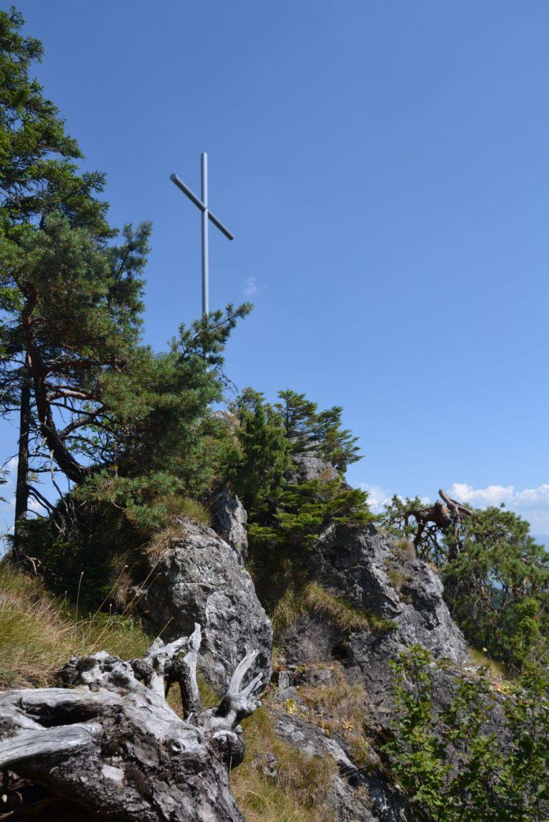 13 08 07 12.14.51 Krásný kříž na úbočí Predneho Choče