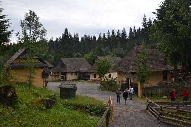 13 07 30 16.07.08 Skanzen Zuberec - Brestová