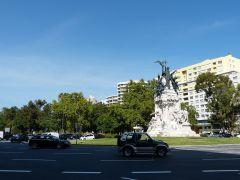 Campo Grande - Monumento aos Heróis da Guerra Peninsular