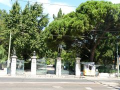 Park Estrela - vstup