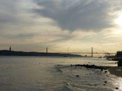 Most 25. dubna večer
