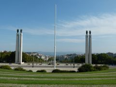 Jardim Amália Rodrigues - vyhlídka