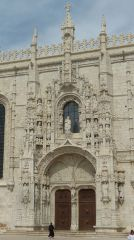 Santa Maria De Belém - portál