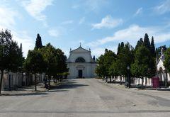 Prazeres - hřbitovní kaple