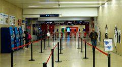 Metro - vstup