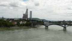 Basilej - Wettsteinbrücke