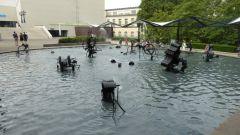 Basilej - Tinguelyho fontána