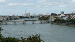Basilej - Johanniterbrücke