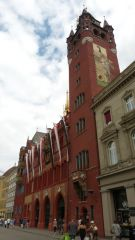 Basilej - radnice