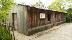 Curych - ZOO - Pantanal - policejní stanice