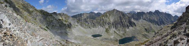 13 08 02 11.52.18 Panorama od Bystré Lávky na východ - Mlýnická dolina