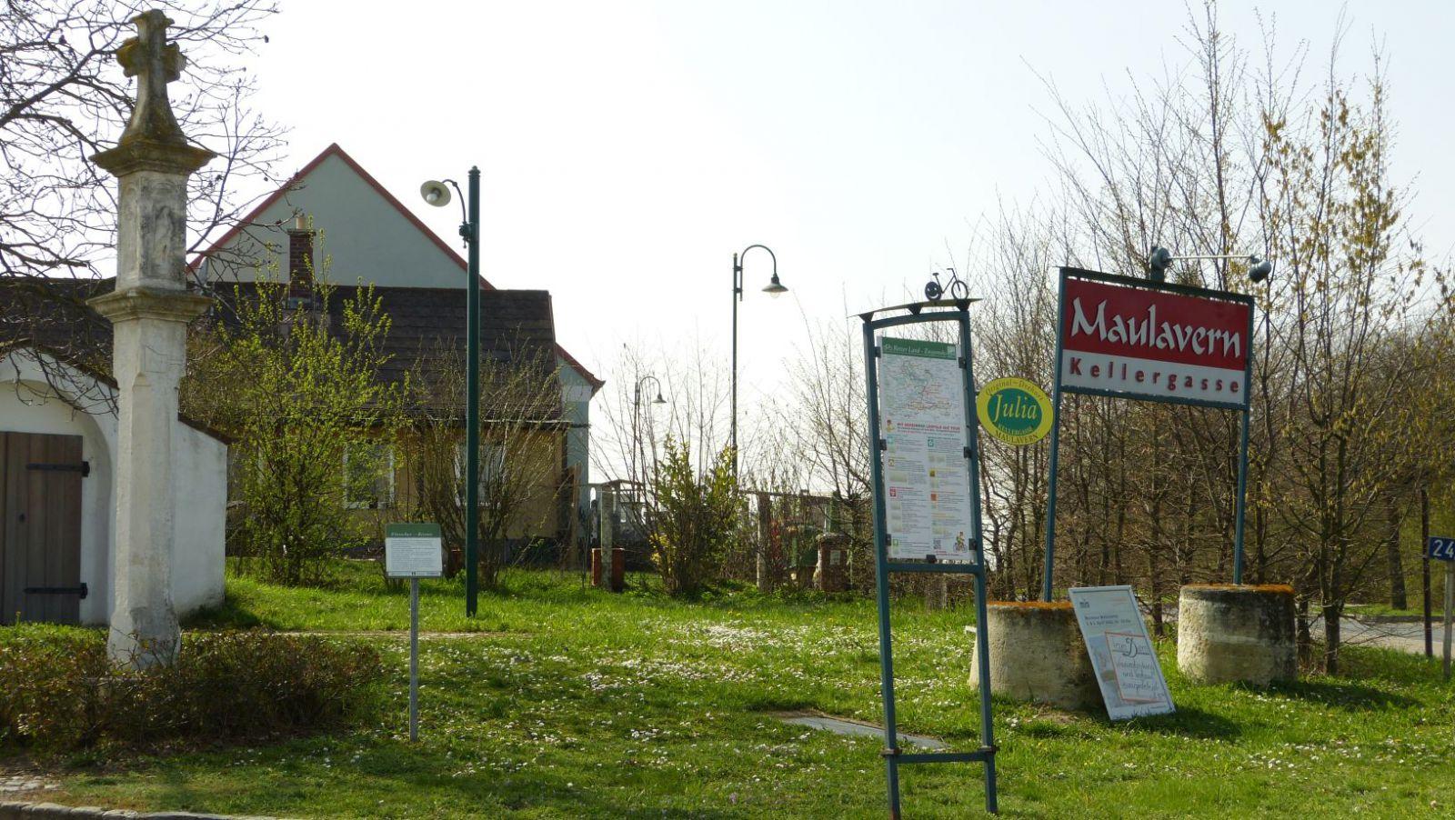 Zellerndorf - Maulavern