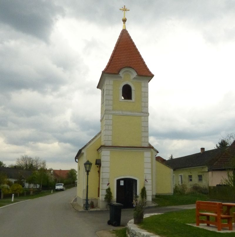Thürneustift - kaple