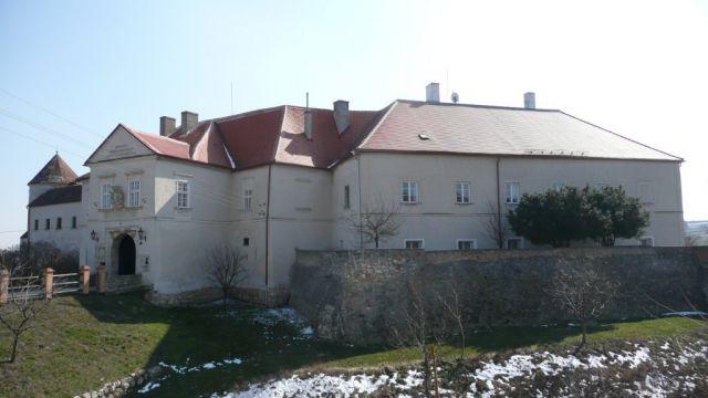 Mailberg zámek