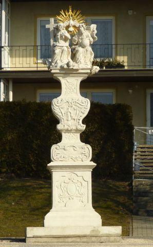 Ernstbrunn - Dreifaltigkeitssäule