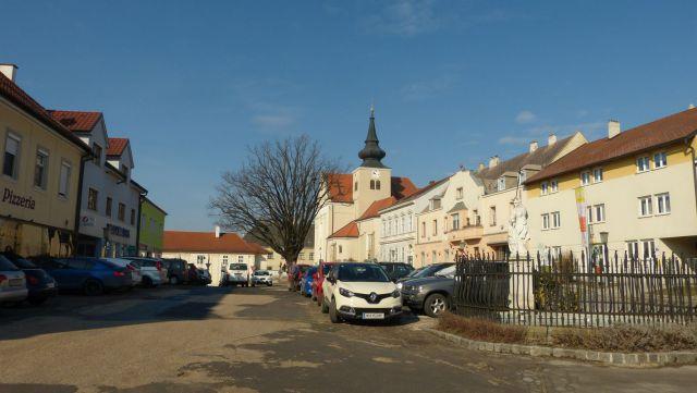 Ernstbrunn - Hauptplatz
