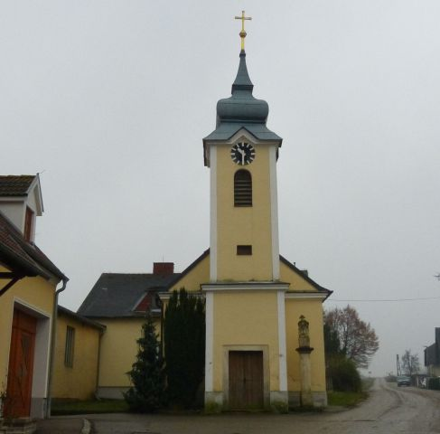 Pranhartsberg - kaple