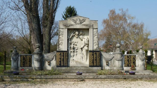 Unterretzbach - památník