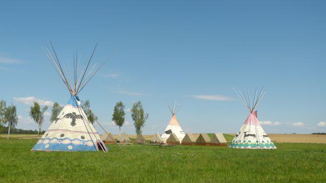 Langau - stanový tábor