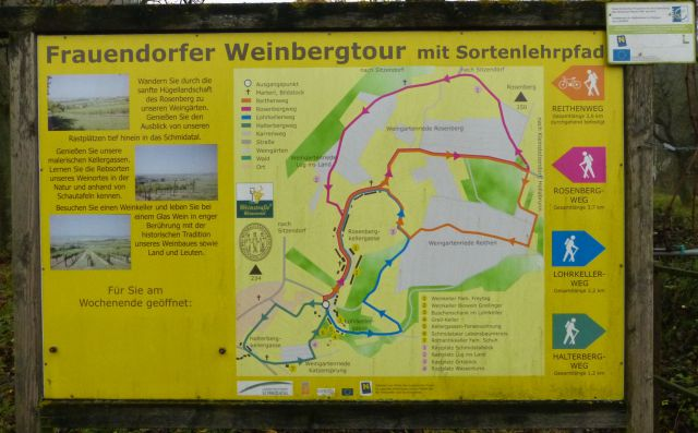 Frauendorf - infotabule