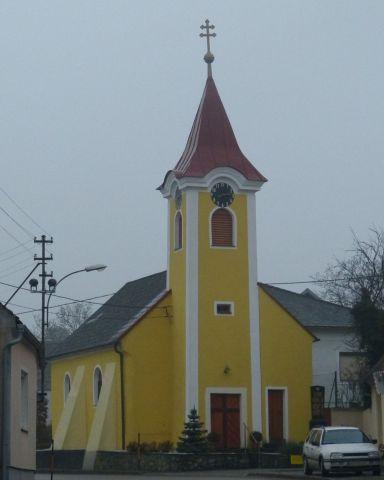 Sitzenhart - kaple