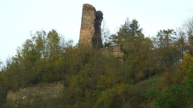 Kamegg - zřícenina hradu