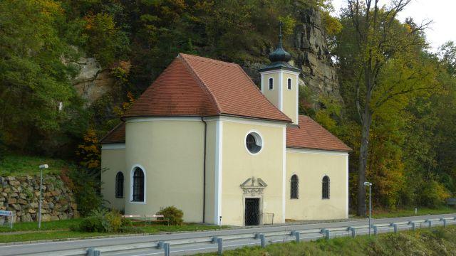 Gars am Kamp - kaplička Panny Marie