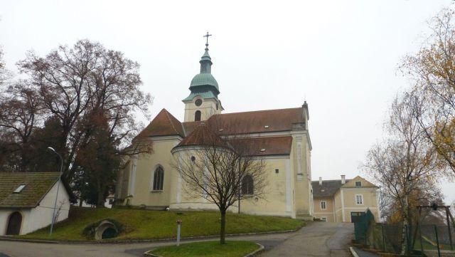 Sitzendorf - kostel Sv. Martina