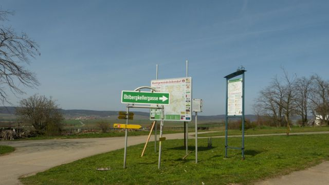 Pillersdorf - ukazatel