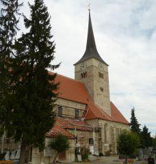 Pulkau - kostel sv. Michaela