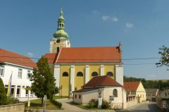 Ottenthal - kostel
