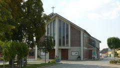 Wildendürnbach - kostel