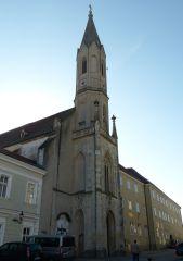 Eggenburg - redemptoristický klášter