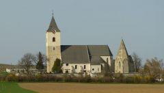 Zellerndorf - kostel a márnice