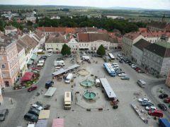 Retz - náměstí