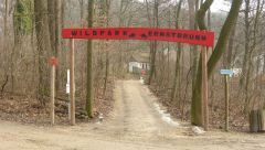 Dörfles - Wildpark Ernstbrunn - přístup