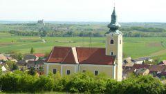 Röschitz - kostel sv. Mikuláše