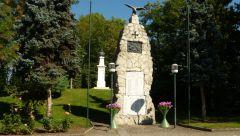 Drasenhofen - památník