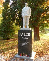 Gars am Kamp - Falco - památník