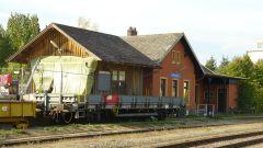 Weitersfeld - nádraží