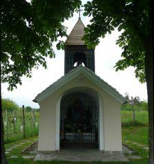 Heilige Stein - kaplička