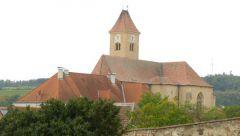 Pulkau - kostel sv. Krve