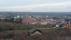 Retz - pohled z Golitsche