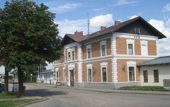 Retz - nádraží
